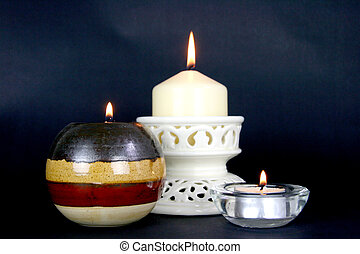 3, 蝋燭