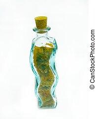 #3, botella