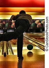 #3, bowling