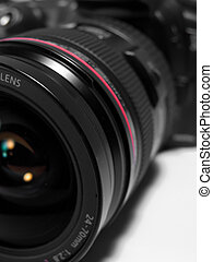 3, câmera, digital