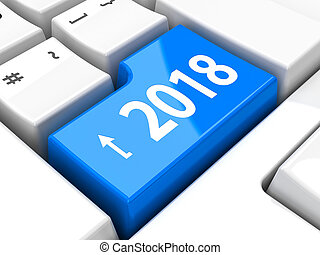 #3, computer, 2018, toetsenbord