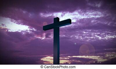 3, croix, saint