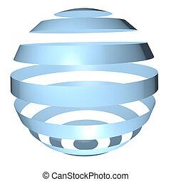 3 D Circle