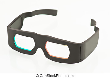 3-D glasses,DOLBY system. One of the three technologies...