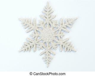 3, flocon de neige
