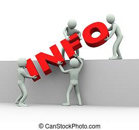3, folk, -, begreb, i, information