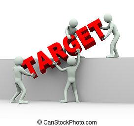 3, folk, -, begreb, i, target
