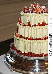 3, gâteau couche, mariage