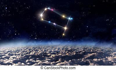 3, gémeaux, horoscope, espace