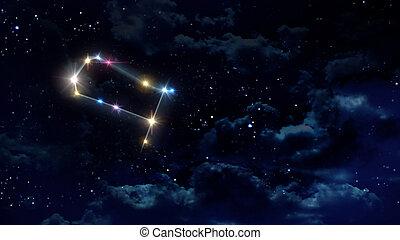 3, gémeaux, horoscope, nuit