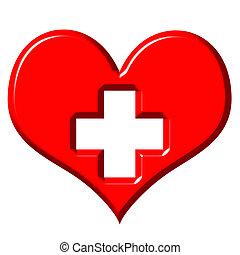 3, heart zdravotní stav