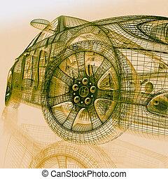 3, képez autó