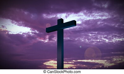 3, krzyż, święty