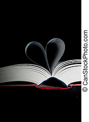 3, libro, amore