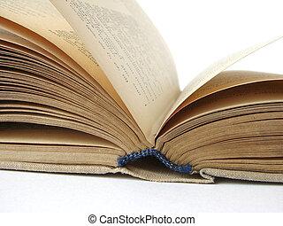 3, libro, aperto