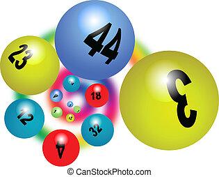 3, lotería