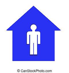 3, maison, #