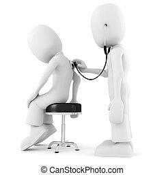 3, mand, -, medicinsk eksamen