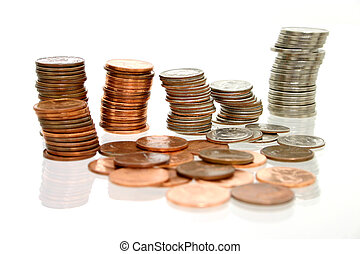 3, monety