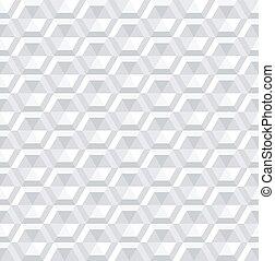 3, pattern., seamless, šestiúhelník