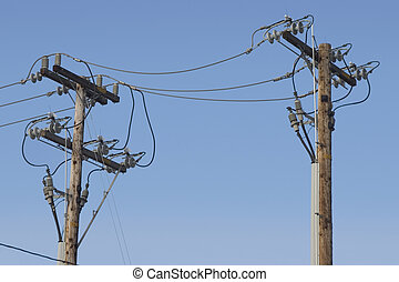 #3, postes, potencia