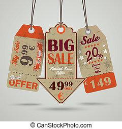 3, prix détail, vendange, flèche