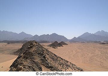 3, pustynia