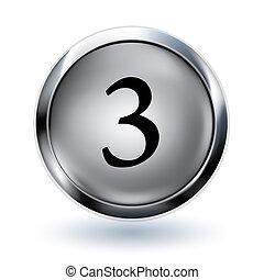 3, szám