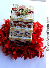 3 Tier Christmas Boxes