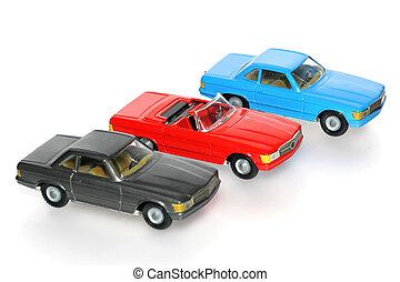 3, voiture allemande, classique