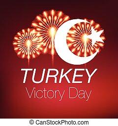 30 august zafer bayrami Victory Day Turkey