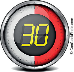 30, chronometrażysta, cyfrowy