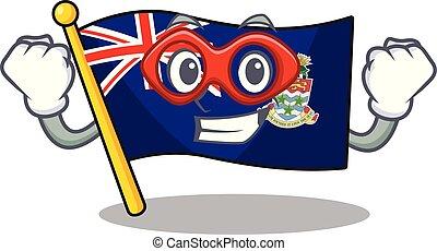 30, islas caimán, bandera