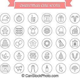 30, karácsony, ikonok