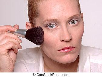 30's Beauty Make-up