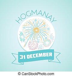 31 December Hogmanay