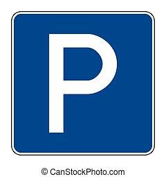 314, panneaux signalisations, stationnement, allemand