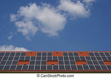 33, planta, solar