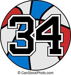 34 basket