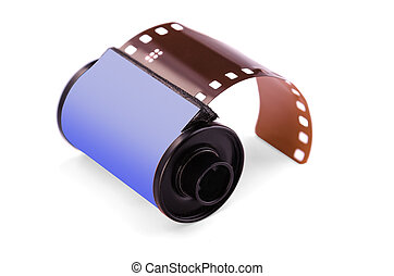 35 mm negative film