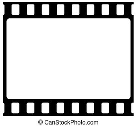 35mm Film frames,2D art