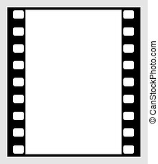 35mm Film Strip - 35mm film strip - vertical