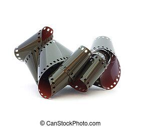 35mm, negativo, película