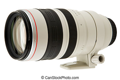 Zoom Camera Lens - 35mm or Digital Telephoto Zoom Camera...
