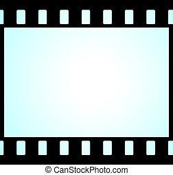 35mm slide illustration light