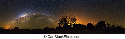 360 Madagascar Milky Way