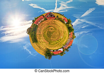 360 old farm