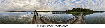 360 panorama of South Carolina - 360 degree panorama of ...