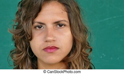 38-Portrait Hispanic People
