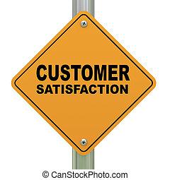 3d, 客戶滿意度, 路標